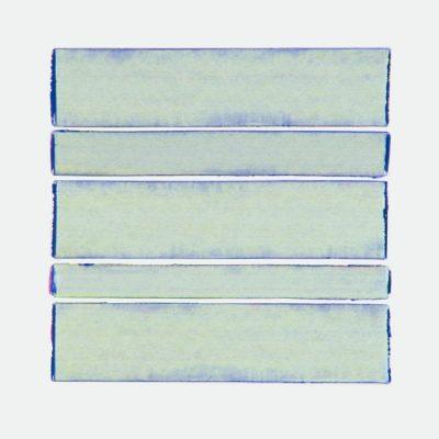 Acrylic paint on paper | blue-green | Helena van Essen©