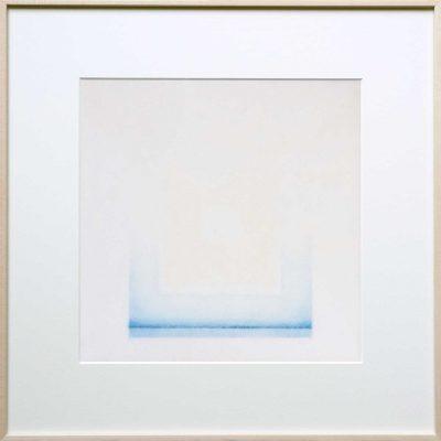 pencil-on-2-layer-paper | blue | Helena van Essen©