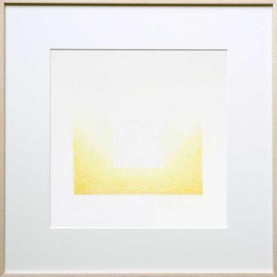 pencil on paper | yellow | Helena van Essen©