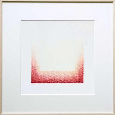 pencil on paper | red | Helena van Essen©