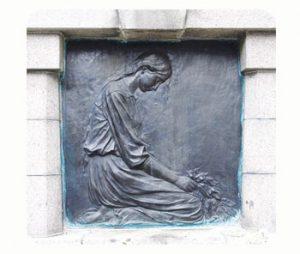 Monument voor hen die vielen voor de vrijheid van Litouwen 1918, Kaunas. Onderdeel Toren van Babel, Kunstinstallatie ©Helena van Essen