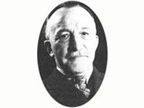 Oud-wethouder De Miranda wordt met veel andere Joden opgepakt | 1875 – 1942 | portret op website | kunstinstallatie Toren van Babel 2019
