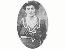 ter verliest haar man, 6 kinderen en ouders tijdens de Armeense genocide |1915 | foto voor website | kunstinstallatie Toren van Babel 2019