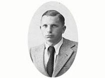 Johan, infanterist bij de Intern. Brigade, sneuvelt al na 3 maanden |1911-1938 | foto voor website | kunstinstallatie Toren van Babel 2019