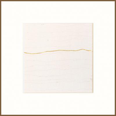 pure gold (24K) on washi  | Helena van Essen© 2019