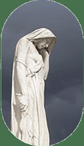 Vimy Monument - de rouwende 'Moeder Canada'
