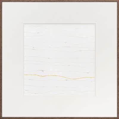 zuiver goud (24k) op washi | Helena van Essen© 2019